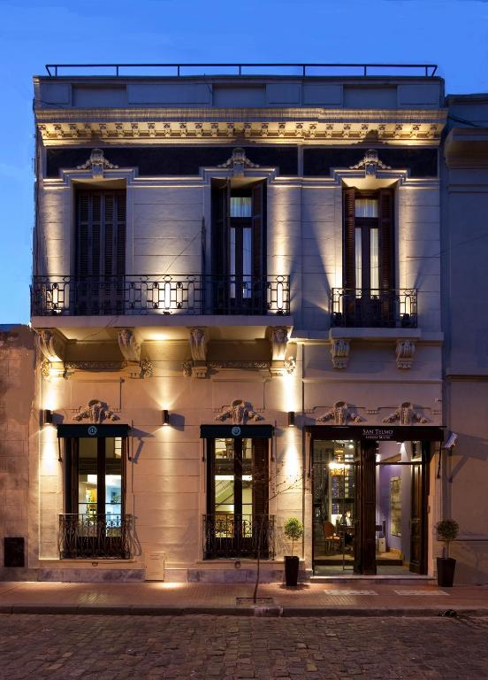 San telmo luxury suites buenos aires informationen und for Hotel luxury san telmo