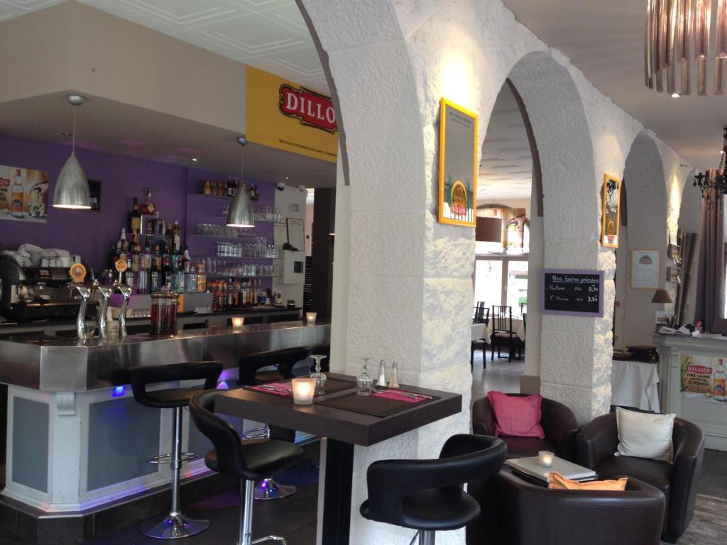 Hotel Restaurant L Aventure Saint Malo