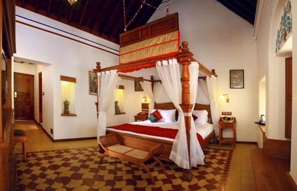 Chidambara Vilas A Luxury Heritage Resort