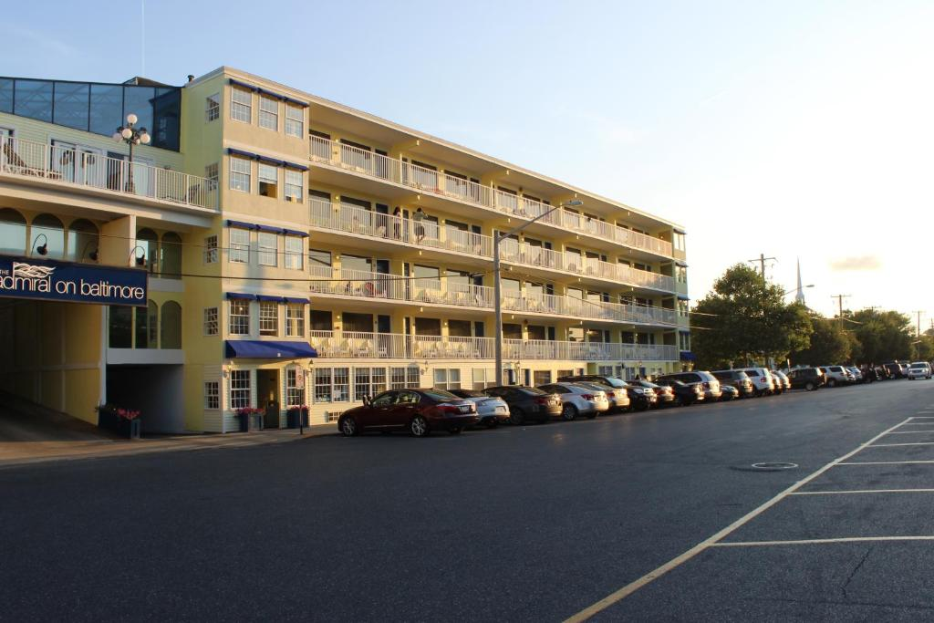 Hotels On Baltimore Ave Rehoboth Beach