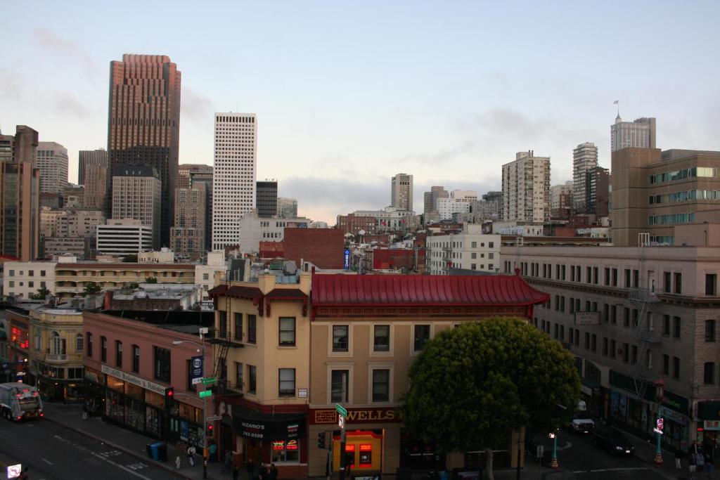 Europa Hotel Hostel San Francisco Reserva Tu Hotel