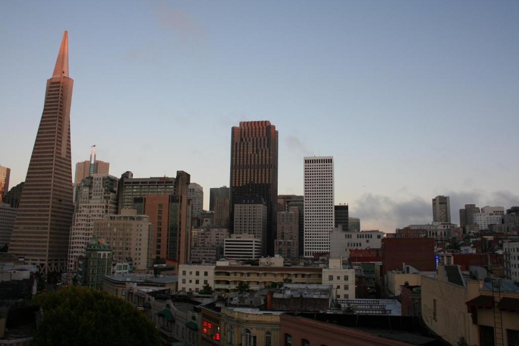 Europa Hotel Hostel San Francisco Informationen Und