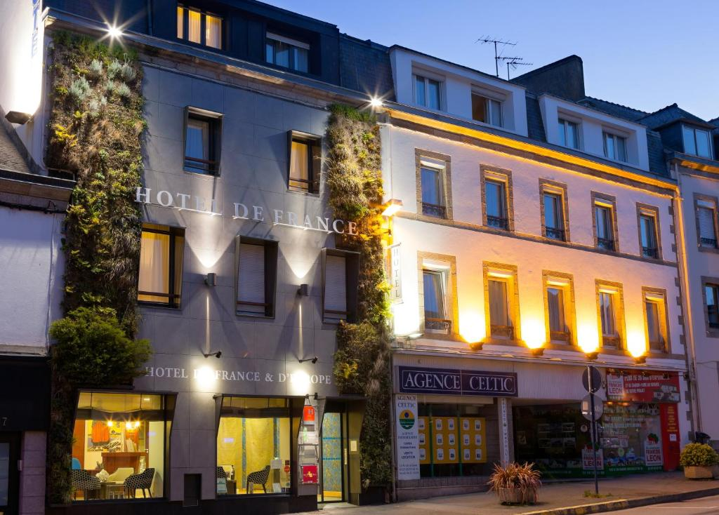 Citotel h tel de france et d 39 europe r servation gratuite for Reservation hotel gratuit france