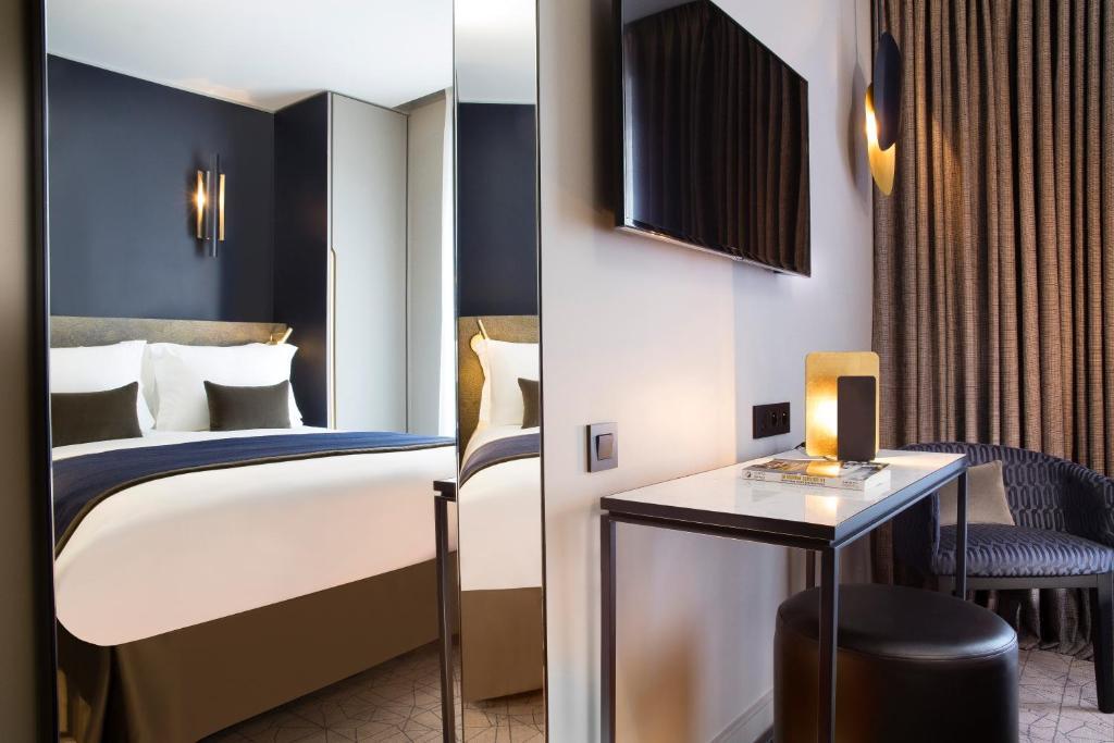 Hotel le 10 bis paris informationen und buchungen for Hotels 75017