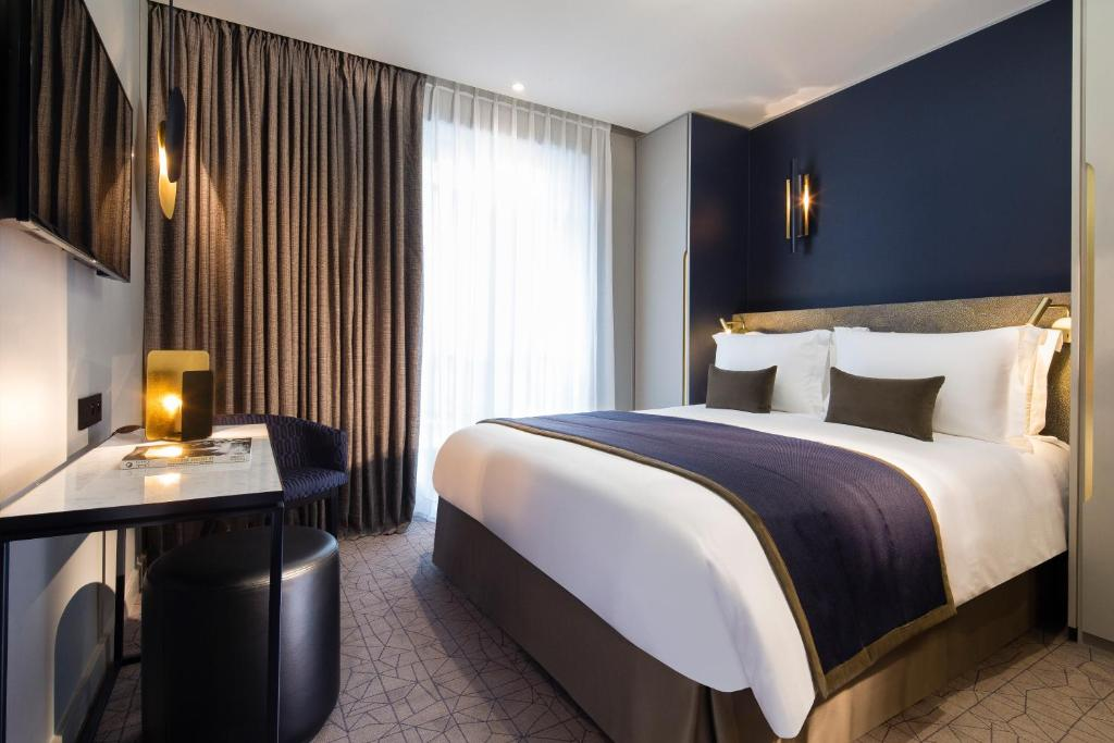 Hotel Le 10 Bis Paris Book Your Hotel With Viamichelin