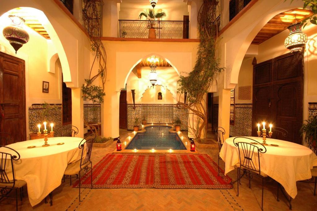 Riad el sagaya chambres d 39 h tes marrakech for Chambre d hotes marrakech