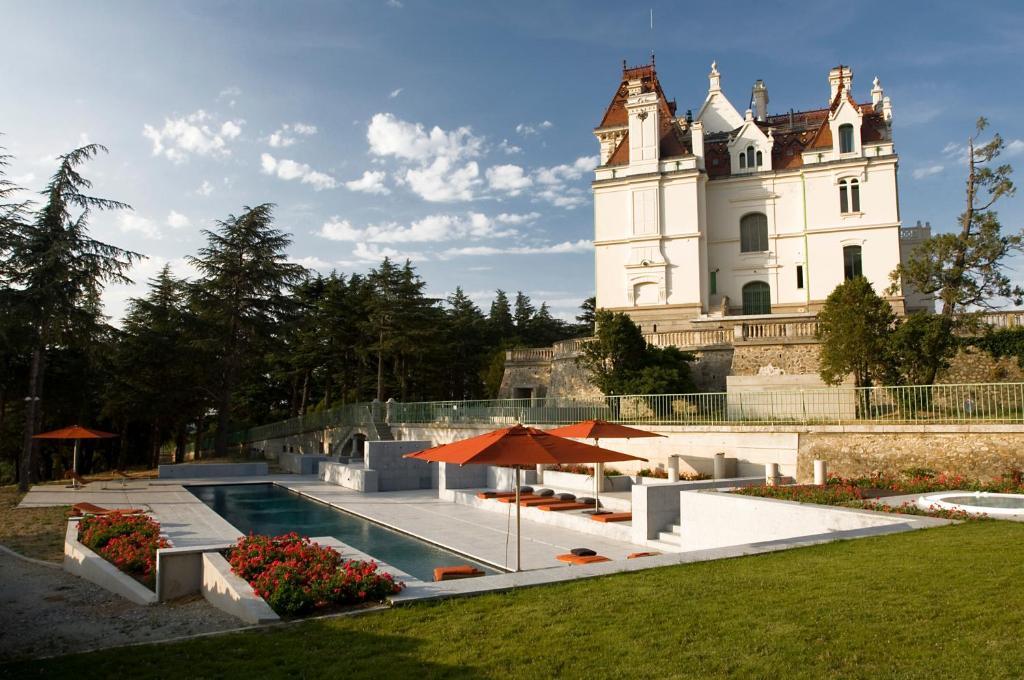B b ch teau valmy chateaux hotels collection - Chambre d hote argeles sur mer ...