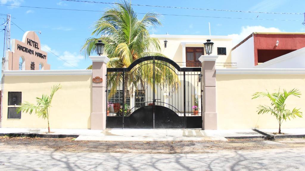 Hotel hacienda margot valladolid prenotazione on line for Piani casa hacienda