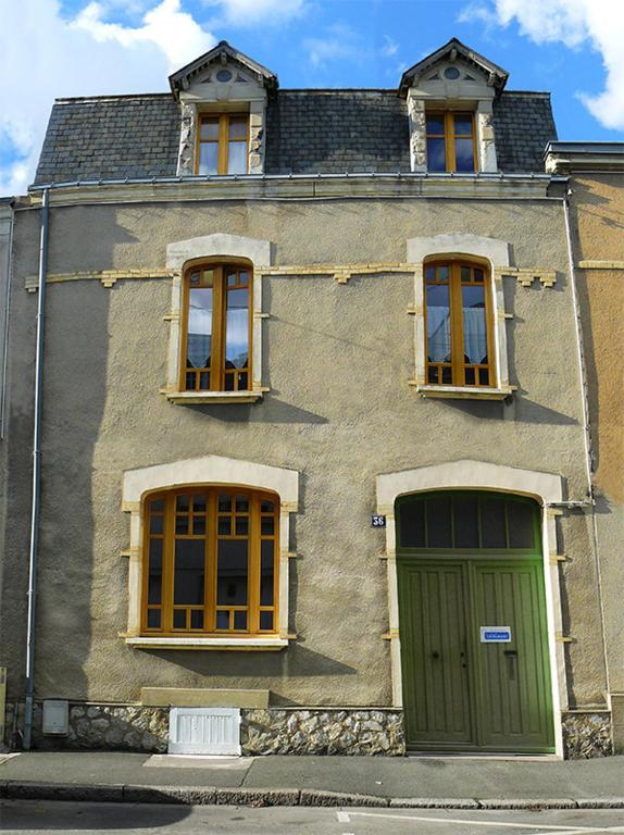 Chambres d 39 h tes le petit quernon chambres d 39 h tes angers for Chambre hote angers