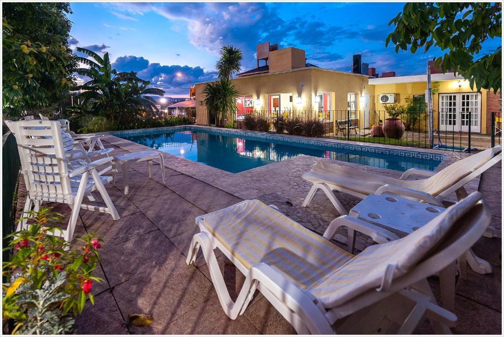 Descanso Las Tres Marias Cosqu N Book Your Hotel With Viamichelin