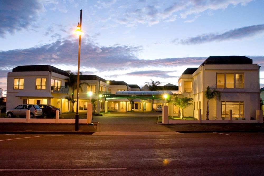 Pacific Harbour Motor Inn Gisborne Book Your Hotel With Viamichelin