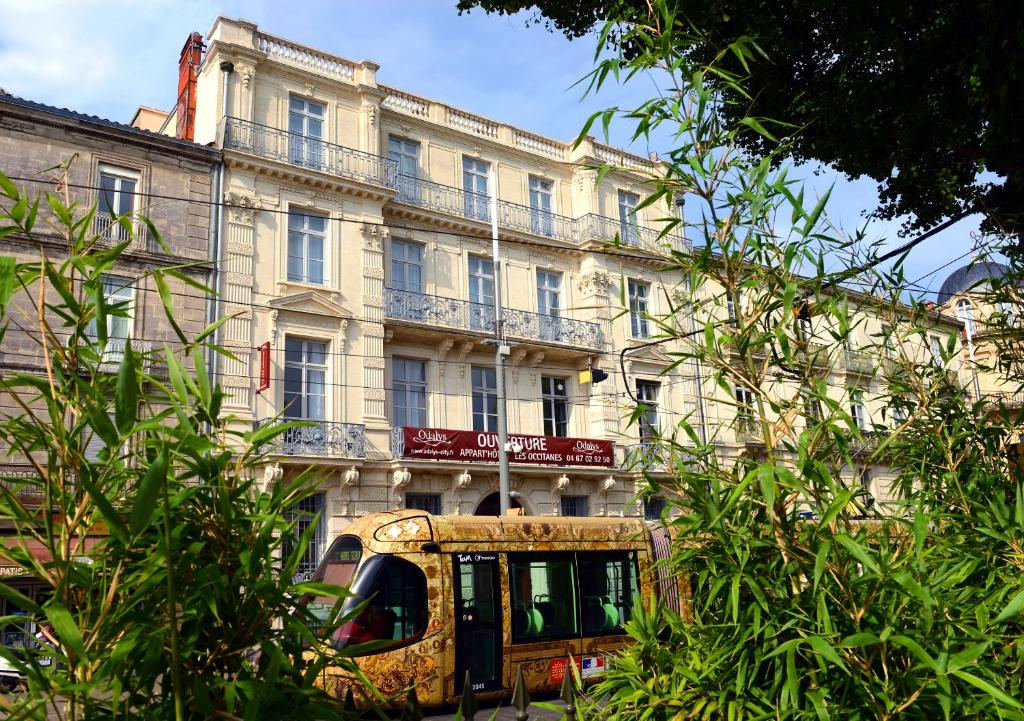 Odalys appart hotel les occitanes r servation gratuite for Reservation appart hotel