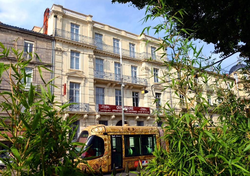 odalys appart hotel les occitanes montpellier prenotazione on line viamichelin. Black Bedroom Furniture Sets. Home Design Ideas