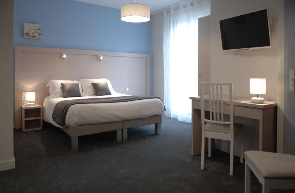 hotel la pergola d 39 arcachon. Black Bedroom Furniture Sets. Home Design Ideas