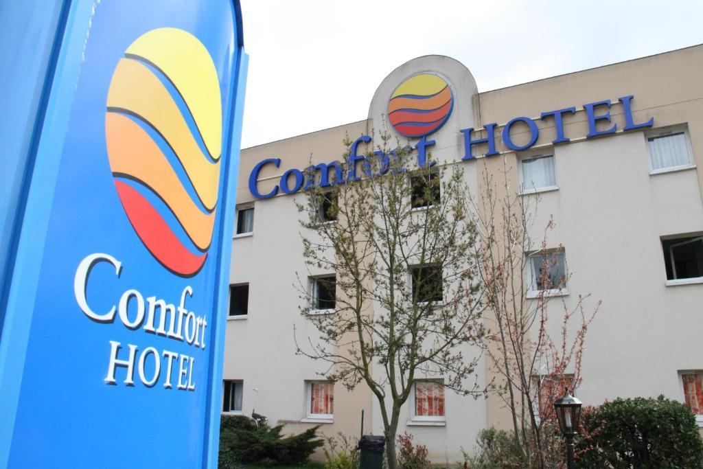 Comfort Hotel Poissy Technoparc Poissy France