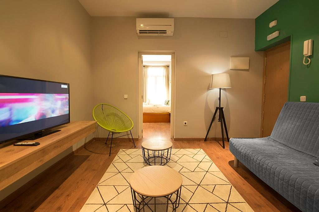 Apartments arenal madrid informationen und buchungen for Hotel arenal madrid