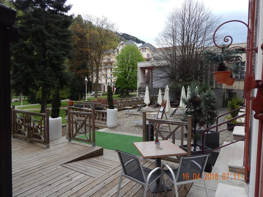 Hotel Spa Allevard