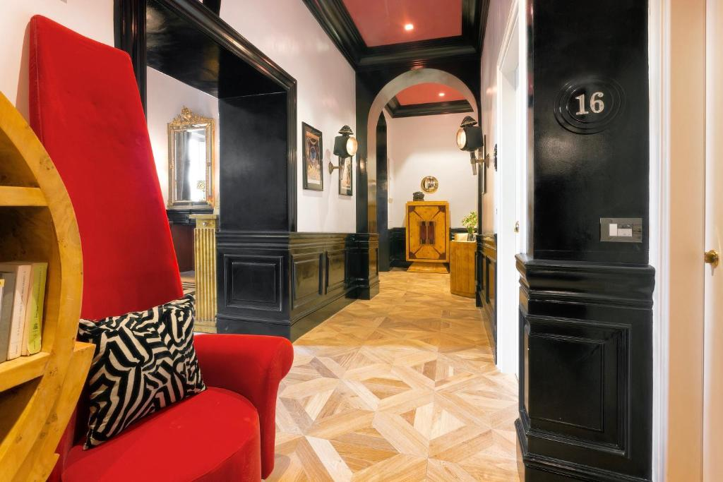 La maison du sage florence online booking viamichelin for B b maison florence