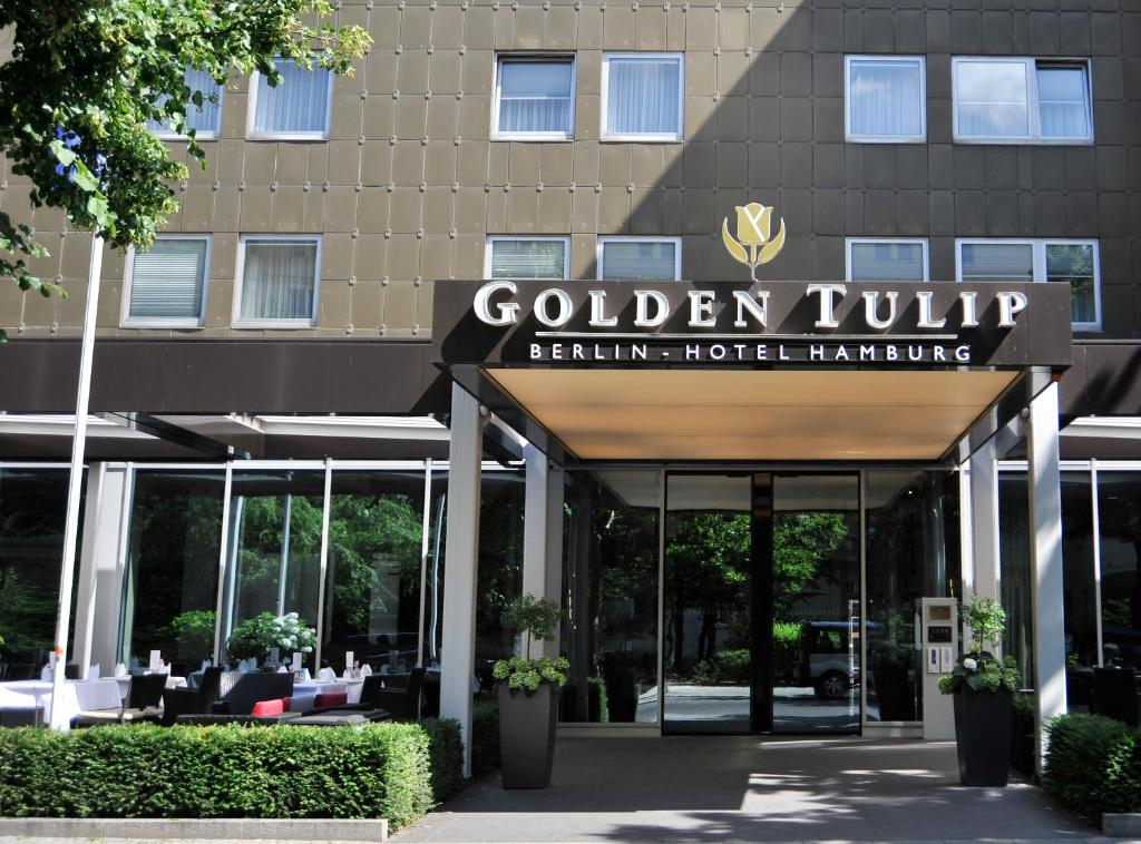 Hotel Golden Tulip Hamburg
