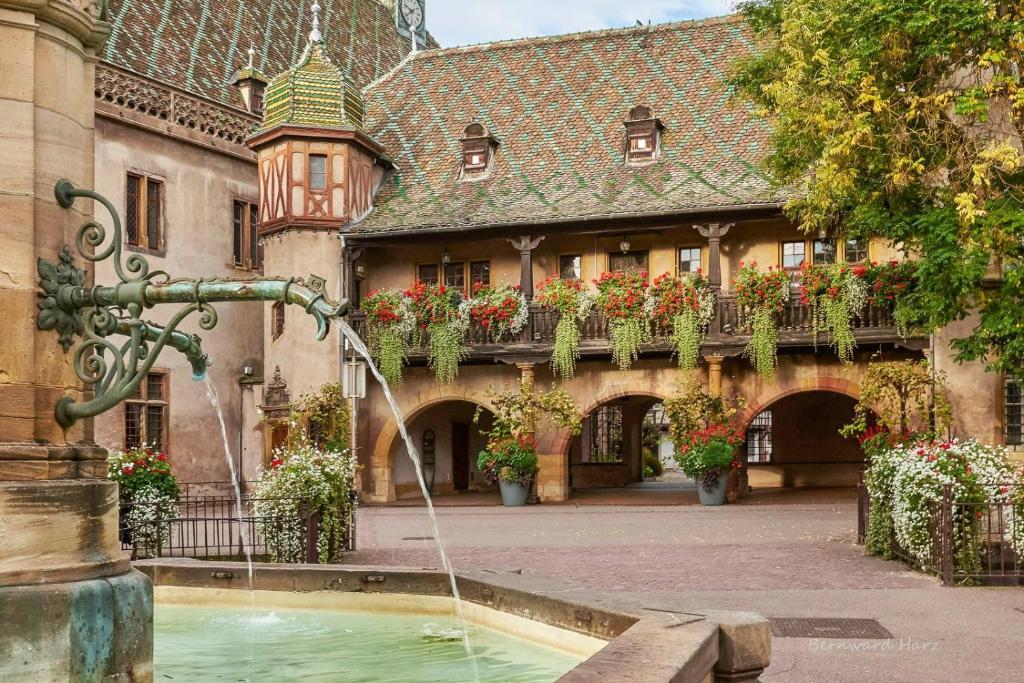 L 39 ambassadeur colmar centre colmar book your hotel for Hotels colmar