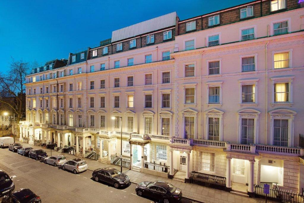 Queens park hotel london book your hotel with viamichelin for 48 queensborough terrace
