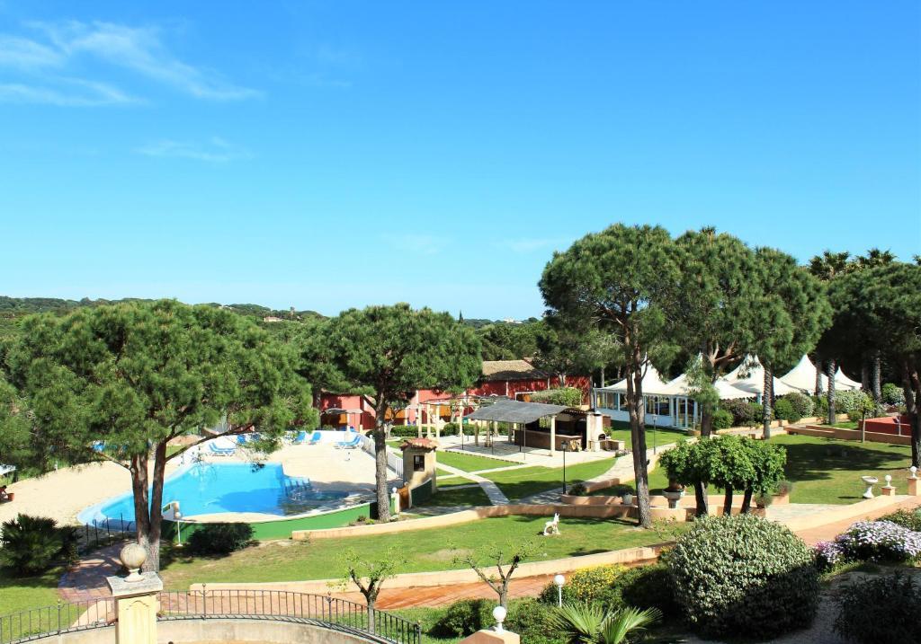 Hotel La Romarine Saint Tropez