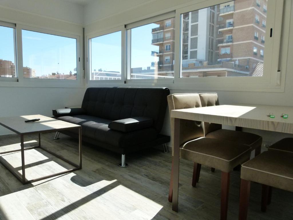 Malaga Urban Rooms Booking