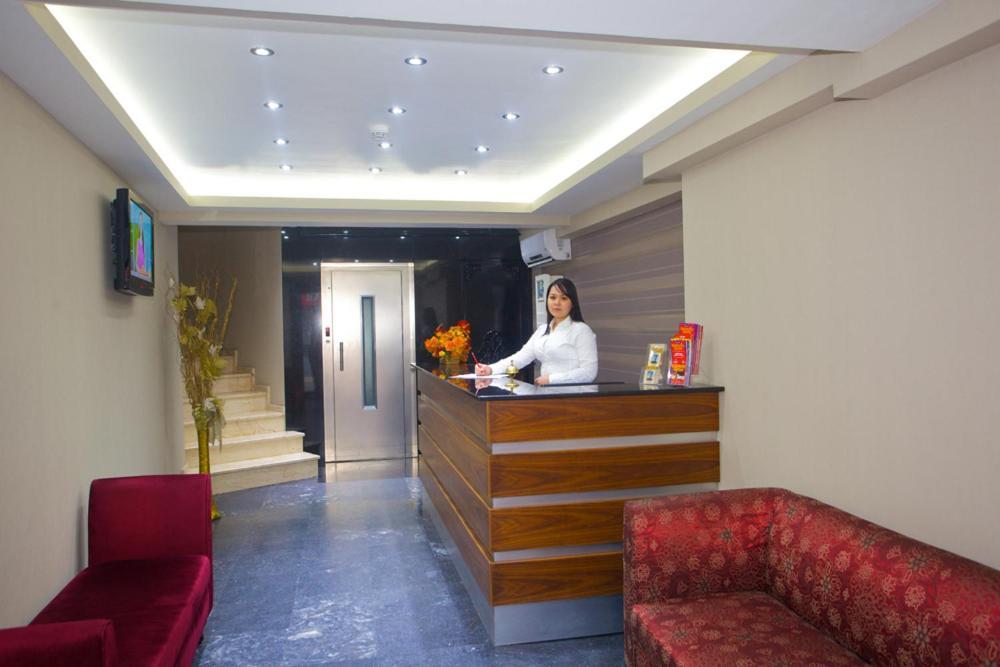 Laleli emin hotel r servation gratuite sur viamichelin for Laleli hotels