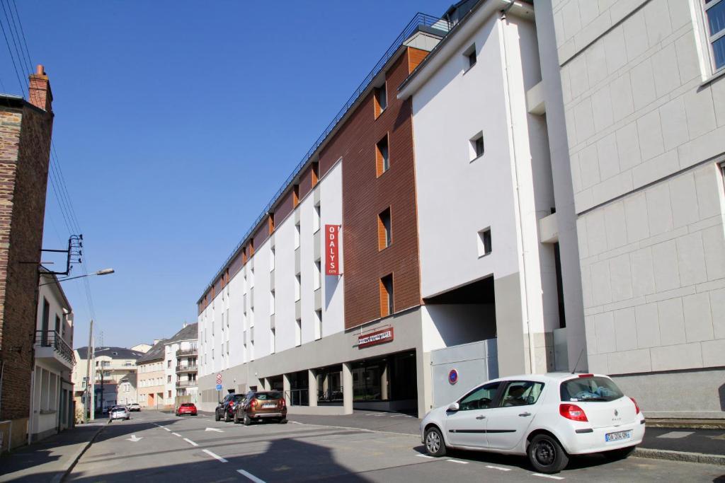 odalys appart 39 hotel lorgeril rennes prenotazione on line viamichelin. Black Bedroom Furniture Sets. Home Design Ideas