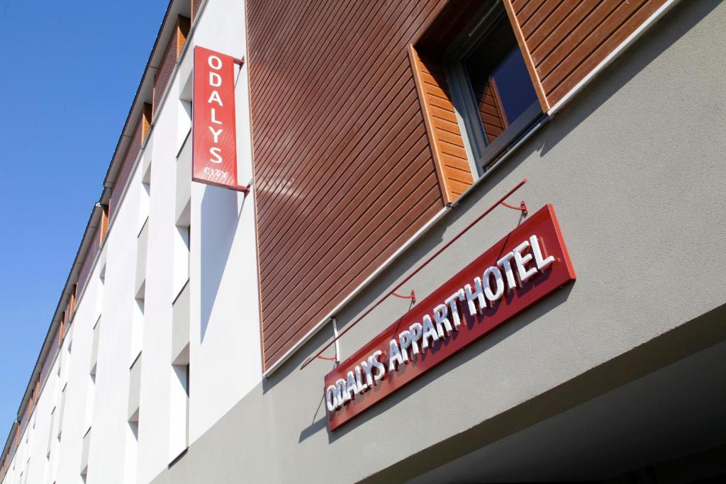 odalys appart 39 hotel lorgeril rennes informationen und buchungen online viamichelin. Black Bedroom Furniture Sets. Home Design Ideas