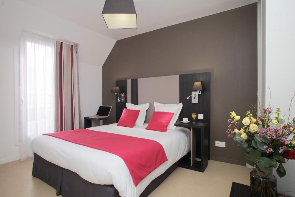 odalys appart 39 hotel lorgeril rennes. Black Bedroom Furniture Sets. Home Design Ideas