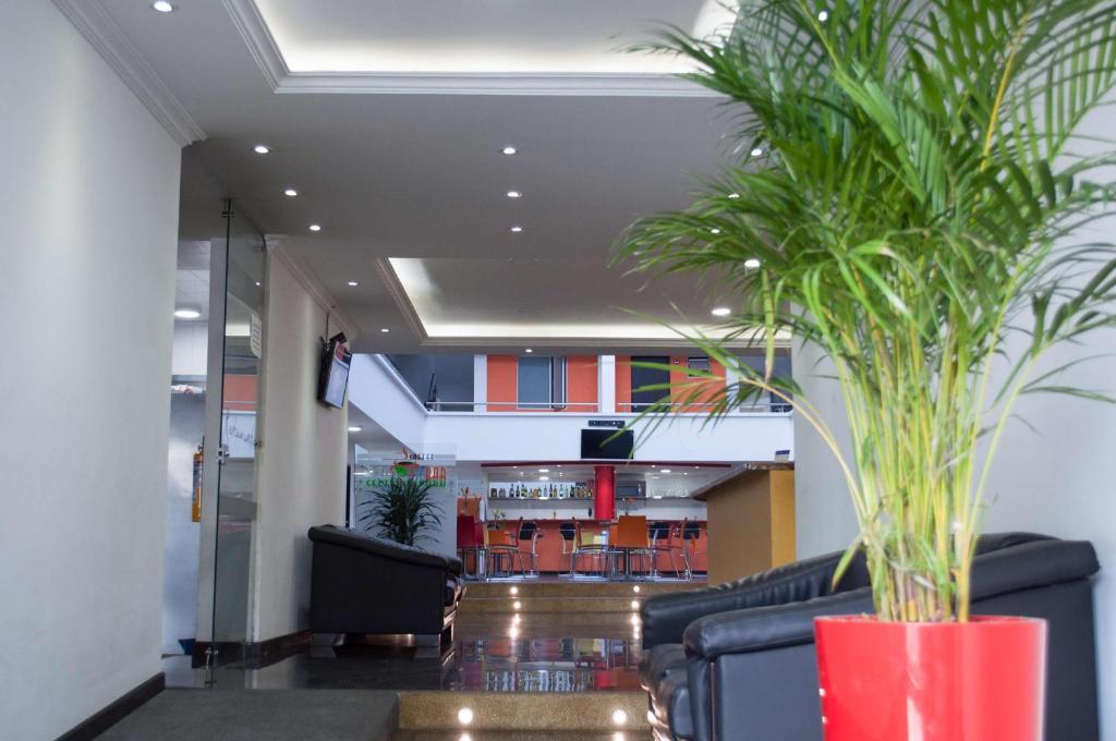 Hotel Ferias Park Bogota Telefono