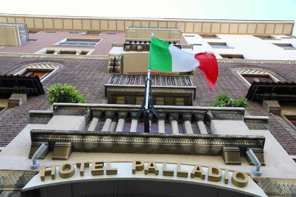 hotel palladio milano prenotazione on line viamichelin