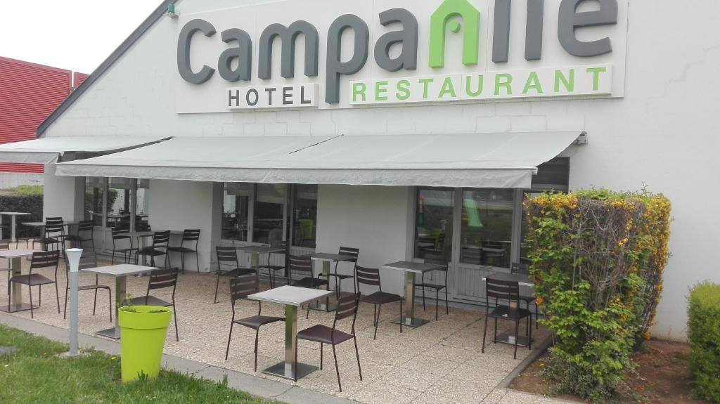 Hotel campanile clermont ferrand sud issoire for Hotel clermont ferrand avec piscine