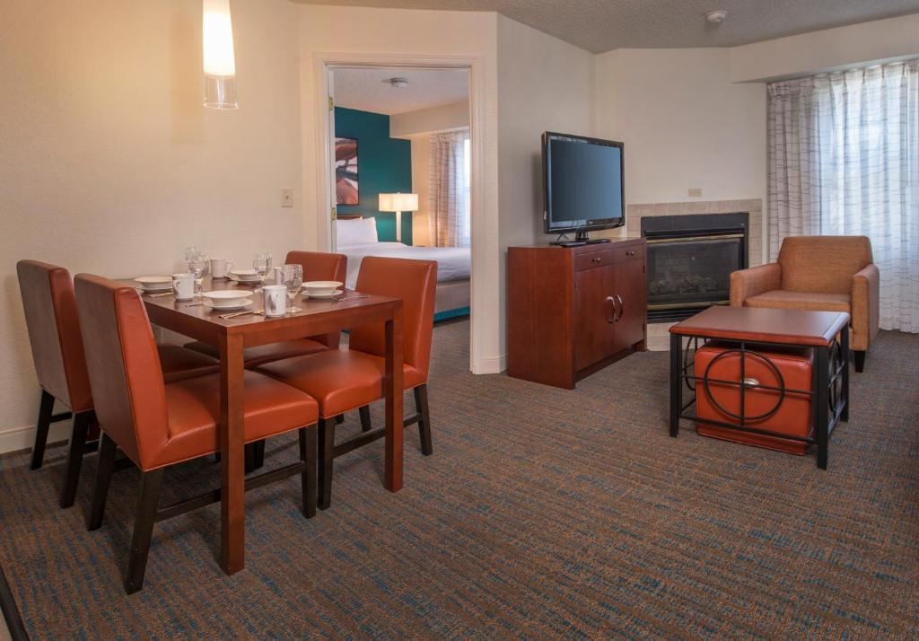 residence inn fairfax merrifield annandale informationen und buchungen online viamichelin. Black Bedroom Furniture Sets. Home Design Ideas