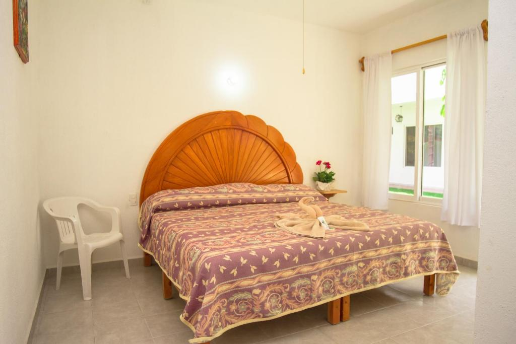 Hotel quinta paraiso yautepec de zaragoza book your for Cama king paraiso