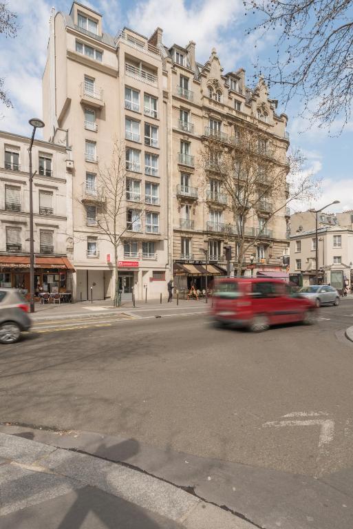 Appart'City Confort Paris RosnysousBois (Ex Park  ~ Escort Girl Rosny Sous Bois