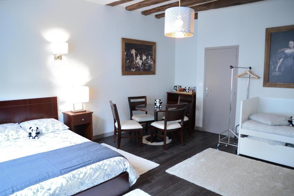 chambres d'hôtes maison du châtelain, chambres d'hôtes saint-aignan