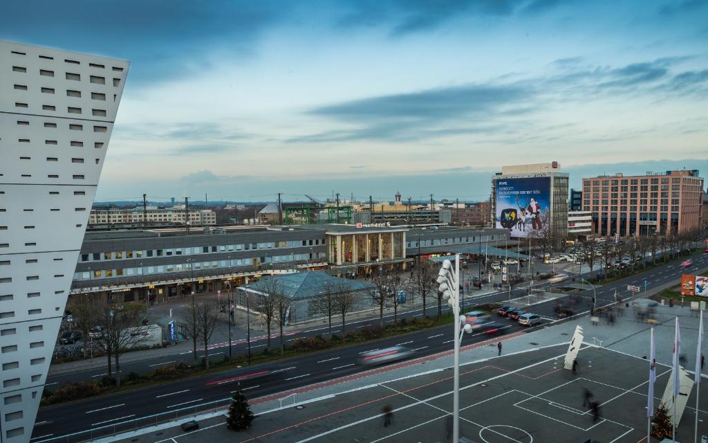 Livinn hotel dortmund viamichelin informatie en for Dortmund schmiedingstr