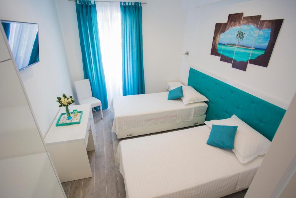 Nirvana rooms split split book your hotel with viamichelin for Split room