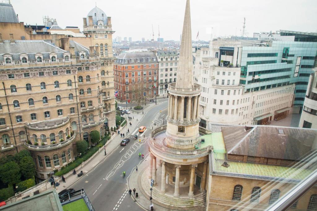 Saint Georges Hotel London