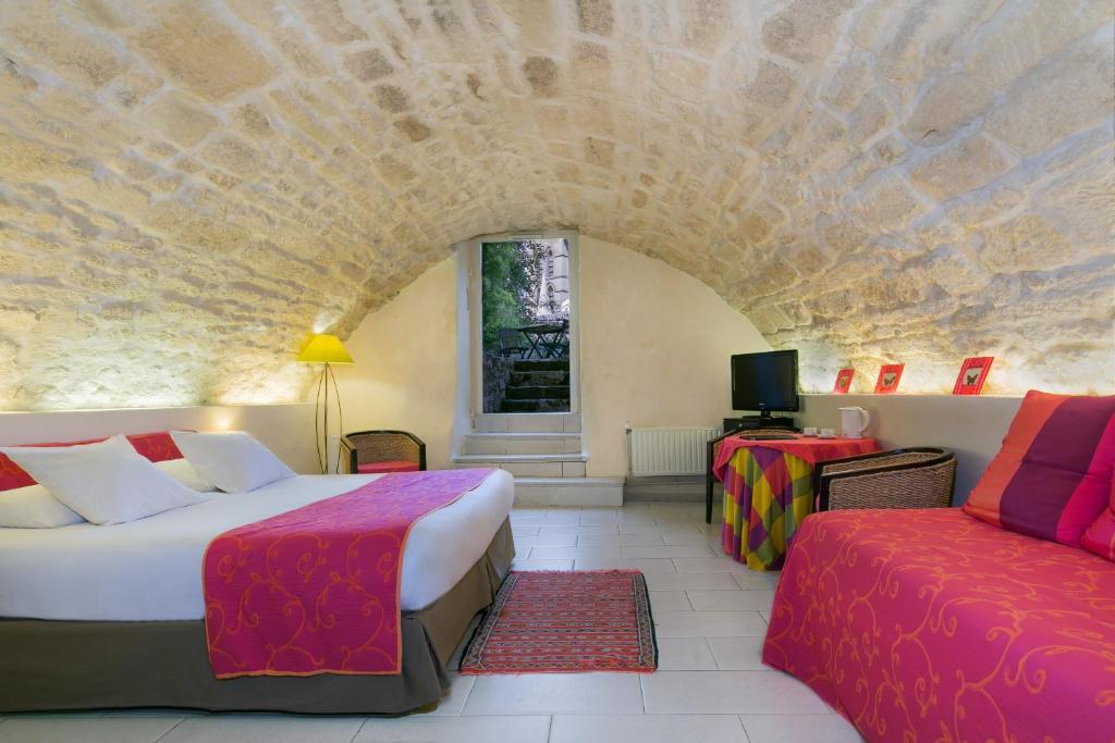 best western hotel le guilhem montpellier reserva tu. Black Bedroom Furniture Sets. Home Design Ideas
