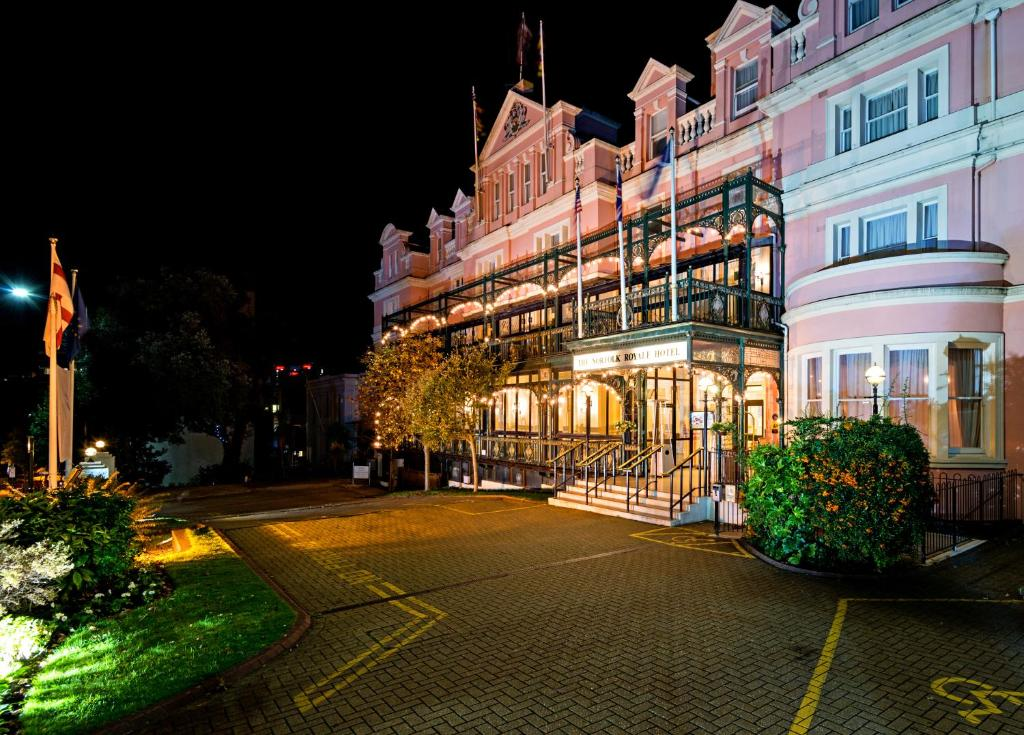 The Norfolk Hotel Bournemouth Online Booking Viamichelin