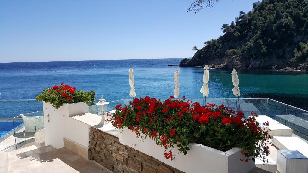 hotel la calanque reservation gratuite sur viamichelin With camping cavalaire sur mer avec piscine 12 hotel la calanque reservation gratuite sur viamichelin