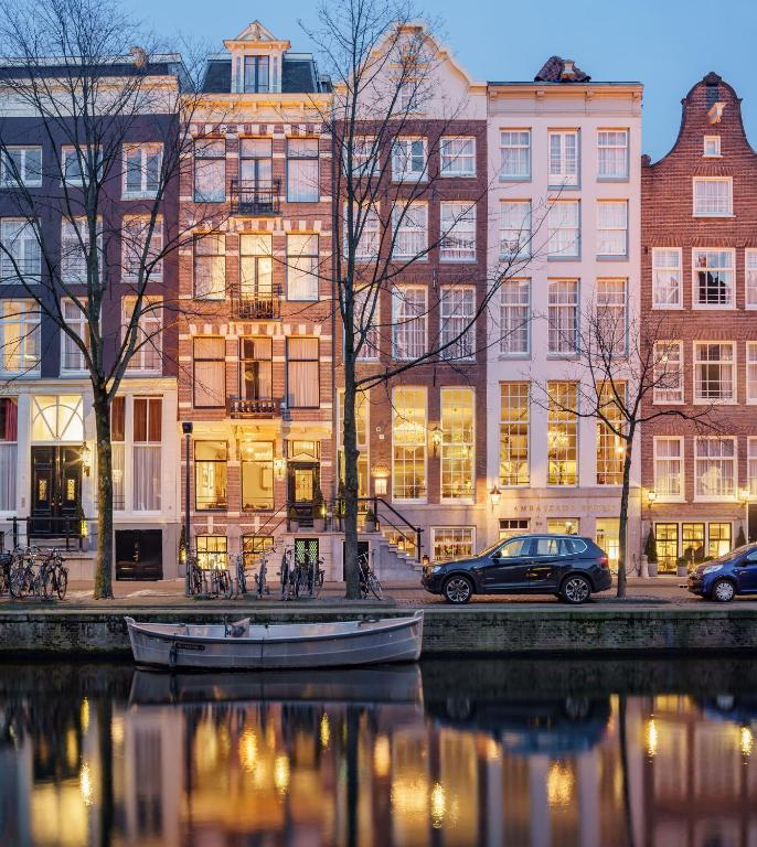 Ambassade Hotel Amsterdam Book Your Hotel With Viamichelin