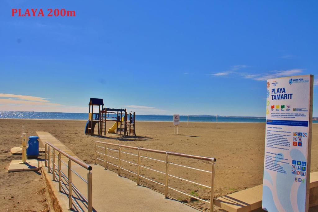 playa lisa espana