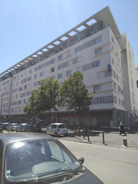 Montemp apparth tel marseille centre euromed for Viamichelin marseille