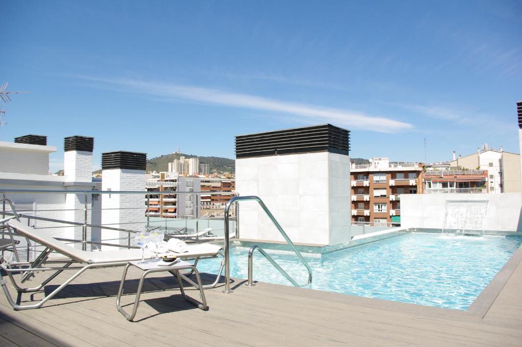 08028 apartments locations de vacances barcelone for Appart hotel 08028