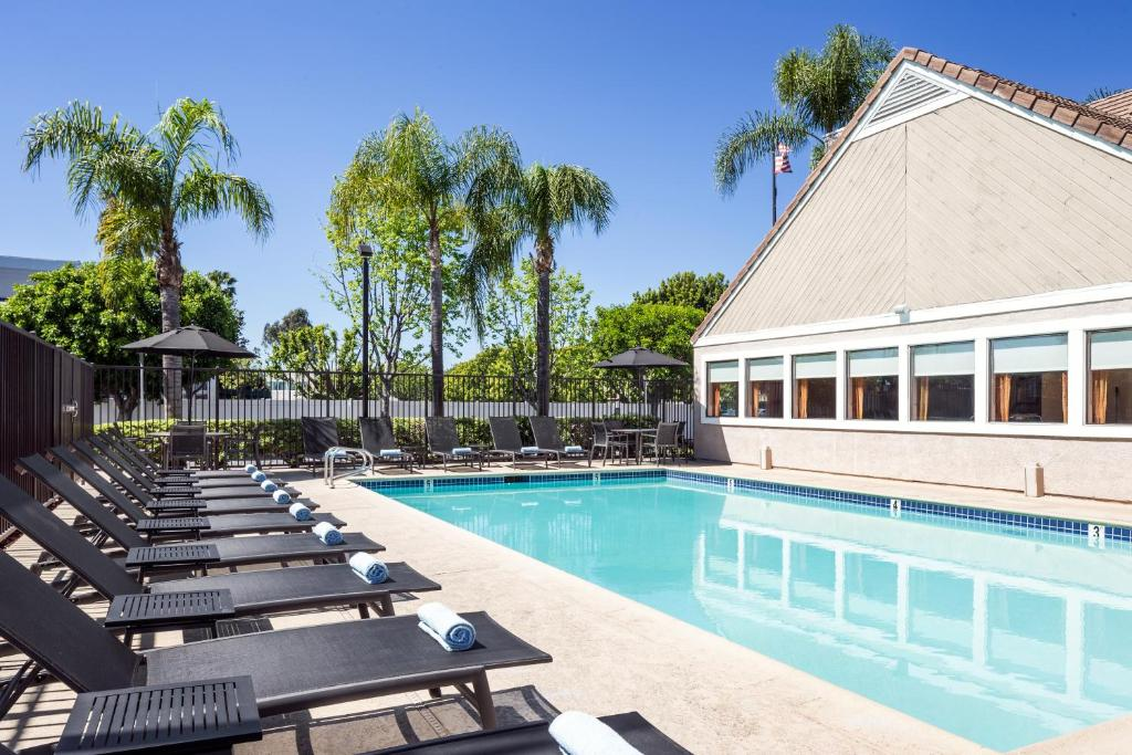 Residence Inn Anaheim Placentia Fullerton Fullerton Book Your Hotel With Viamichelin