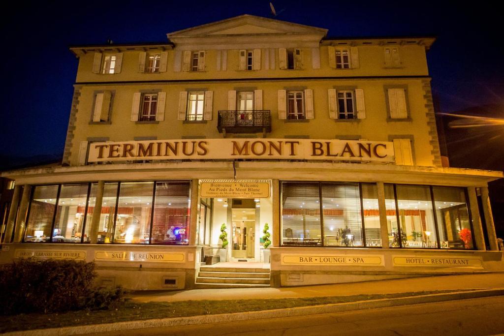 Hotel terminus saint gervais les bains book your hotel - Office de tourisme saint gervais les bains ...